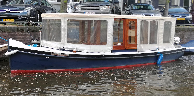 Salonboot Olympia Premier
